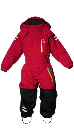 Isbjörn Penguin Winter Jumpsuit FierceRed